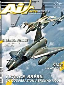 Air Actualité Nº 618 - Cooperação Brasil/França