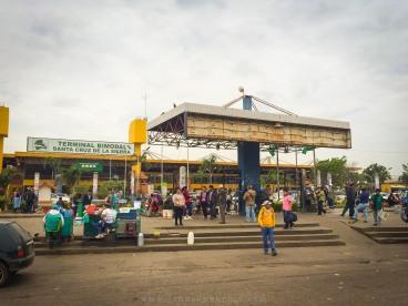 Terminal Bimodal de Santa Cruz