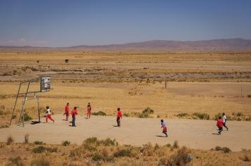 Futebol a grande altitude