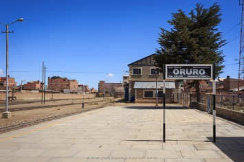 Extação de Oruro