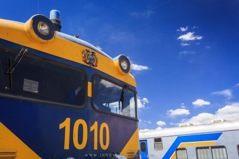 Locomotiva do Expresso del Sur