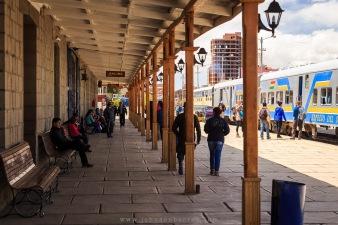 Estação de trem de Oruro