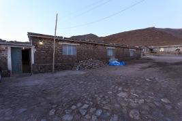 Hotel de sal em Santiago de Chuvica.