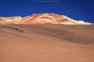 Obras de arte naturais pintam o Deserto de Dali