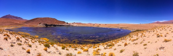 Laguna Negra. Doce e profunda.