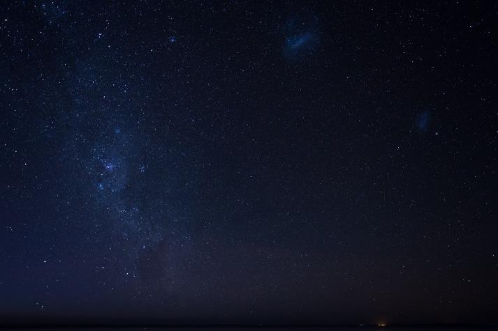 Há mais estrelas aqui!