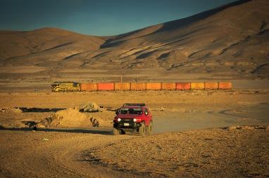 Aqui ainda passam trens.